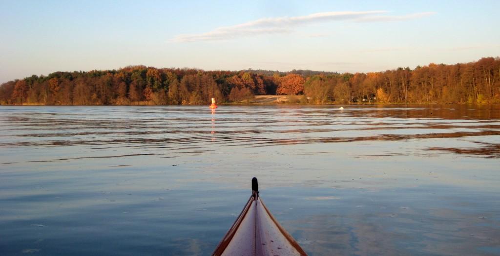 Herbststimmung am Flakensee