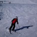 Skilager 2013 - Heiko&Thore in der Abfahrt