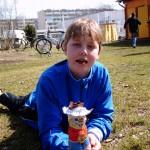 Osterhase Bastian
