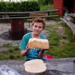 Pfingsten 2013 - Ameisenbär Nick