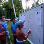 Sommerkanucamp 2013 - Outdoor-Tabu