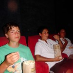 Sommerkanucamp 2013 - Kino