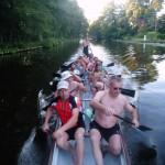 Sommerkanucamp 2013 - Drachenboot