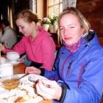 Skilager 2014 - Bergrettungshütte