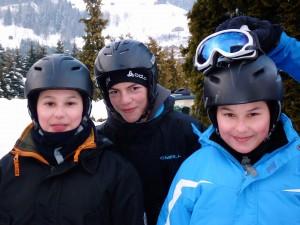 Skilager 2014 - Zwillinge + Leon