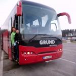 Skilager 2014 - Reisebus