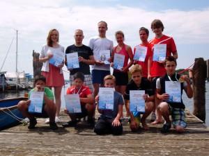 25. Potsdam Marathon - Gruppenfoto