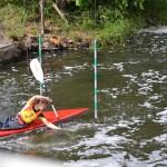 40 Jahre TMK Rehbrücke - Slalom AK 19-34 w