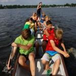 Sommerferien 2014 - Drachenboot