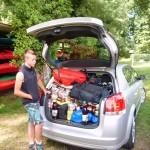 Sommerferien 2014 - Abreise Hildesheim