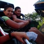 Sommerferien 2014 - Heide Park Soltau