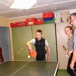 Osterspreefahrt 2015 - Tischtennis