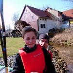 Osterspreefahrt 2015 - Paddeln_2