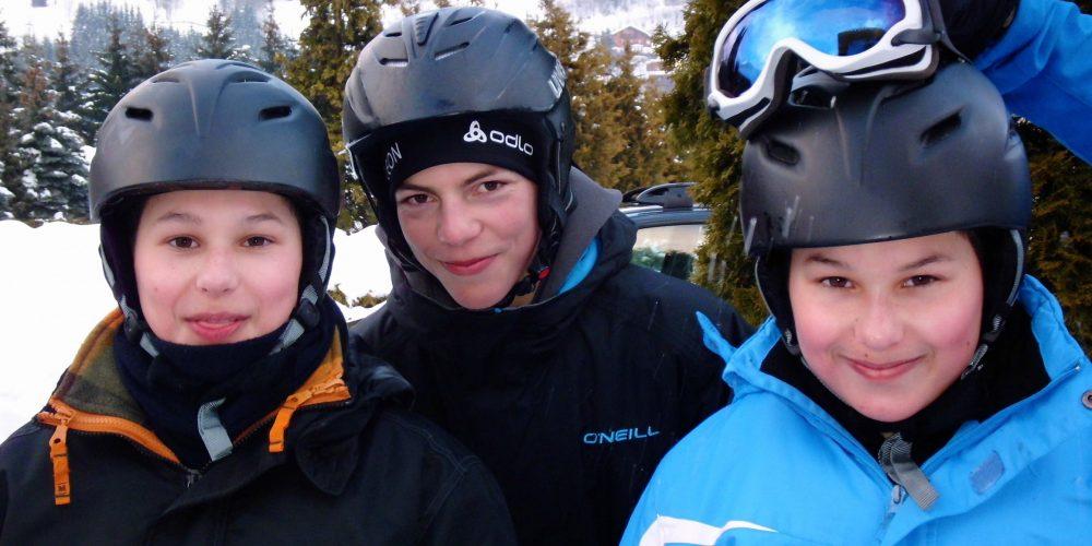KANU-Jugend: Skifahren und Hüttenjause in Matrei / Osttirol – Skilager 2016