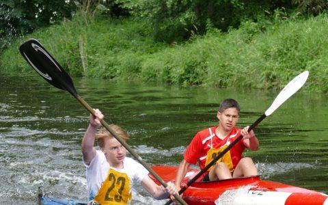 Kanu-Mehrkampf in Rehbrücke – Medaillenregen für die Jüngsten vom KC Erkner