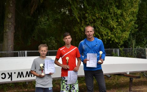 Vereinsmeisterschaften 2018: Mit Muskelkraft, Bootsgefühl und Abgeklärtheit zum Sieg