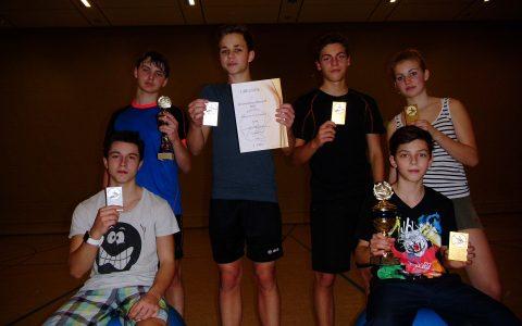 KANU-Jugend: Podium, Podium, Podium – Nachwuchskanuten erfolgreichste Sportler/innen des Landes Brandenburg im Kilometerwettbewerb