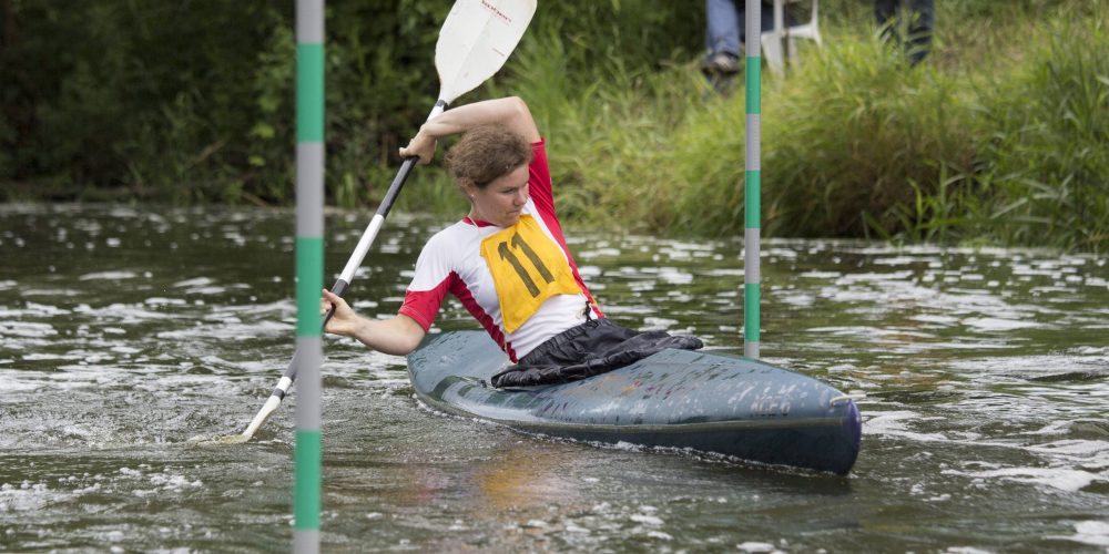 Kanu-Mehrkampf in Rehbrücke – viele Medaillen für die Jüngsten vom KC Erkner