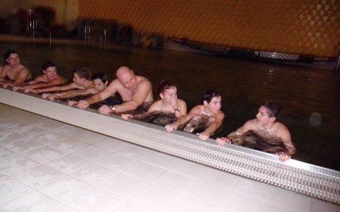 Training - Schwapp - Kinderbecken