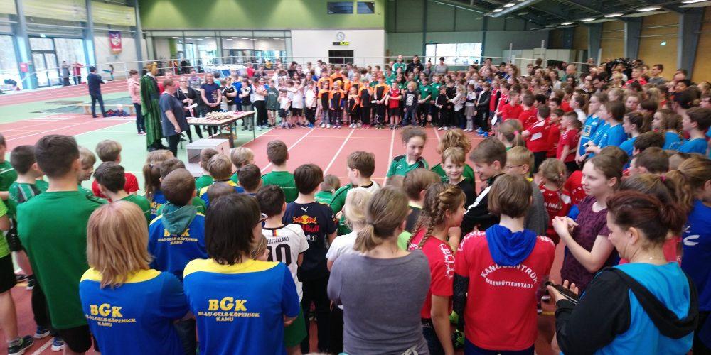 Athletikwettkampf in Cottbus – Die Paddelsaison kann kommen!