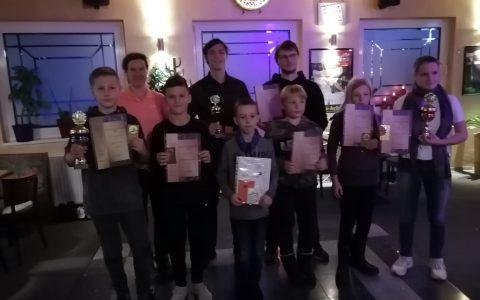 Kilometerwettbewerb: Beste Kanuten/innen kommen aus Erkner – bester Kanubreitensportverein im Land Brandenburg