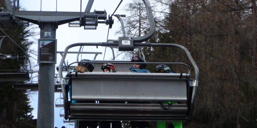 KANU-Jugend: 8 Tage Skifoan im Großglockner Ressort