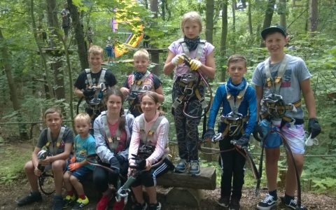 KANU-Kids: Tolle erlebnisreiche Kanuwoche trotz COVID-19