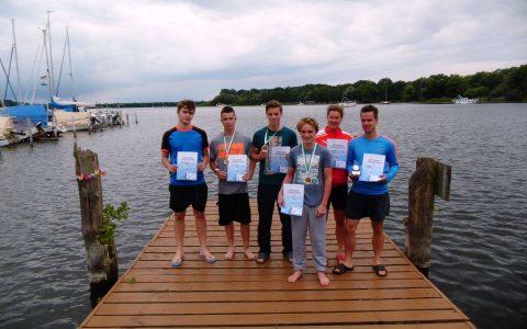 Potsdam Marathon – Erkneraner Kanuten feiern Podestplätze
