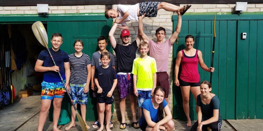 KANU-Kids: Unvergesslicher Bade- und Paddelspaß zum Vereinstag der Schüler (9-14 Jahre)