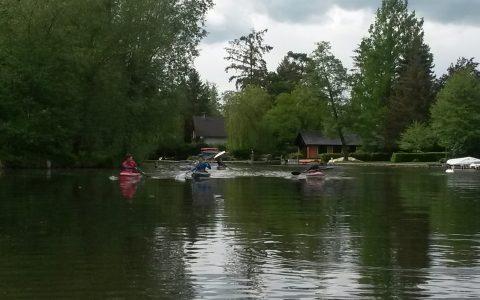 KANU-Kids: Endlich wieder aufs Wasser und paddeln! – noch freie Plätze vorhanden