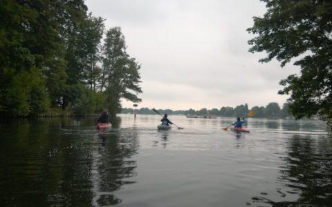 Kanu-Jugend: Endlich geht es wieder aufs Wasser!
